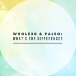 difference between whole30 and paleo