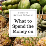 A Guide to Buying Organic: What Produce to Spend the Money on