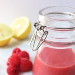 Raspberry Lemon Dressing for the Perfect Paleo Summer Salad: Homemade & Whole30