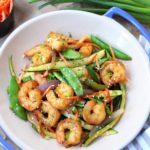 Paleo Shrimp Stir Fry: Whole30 & Low Carb + Tips for Cooking With Gelatin
