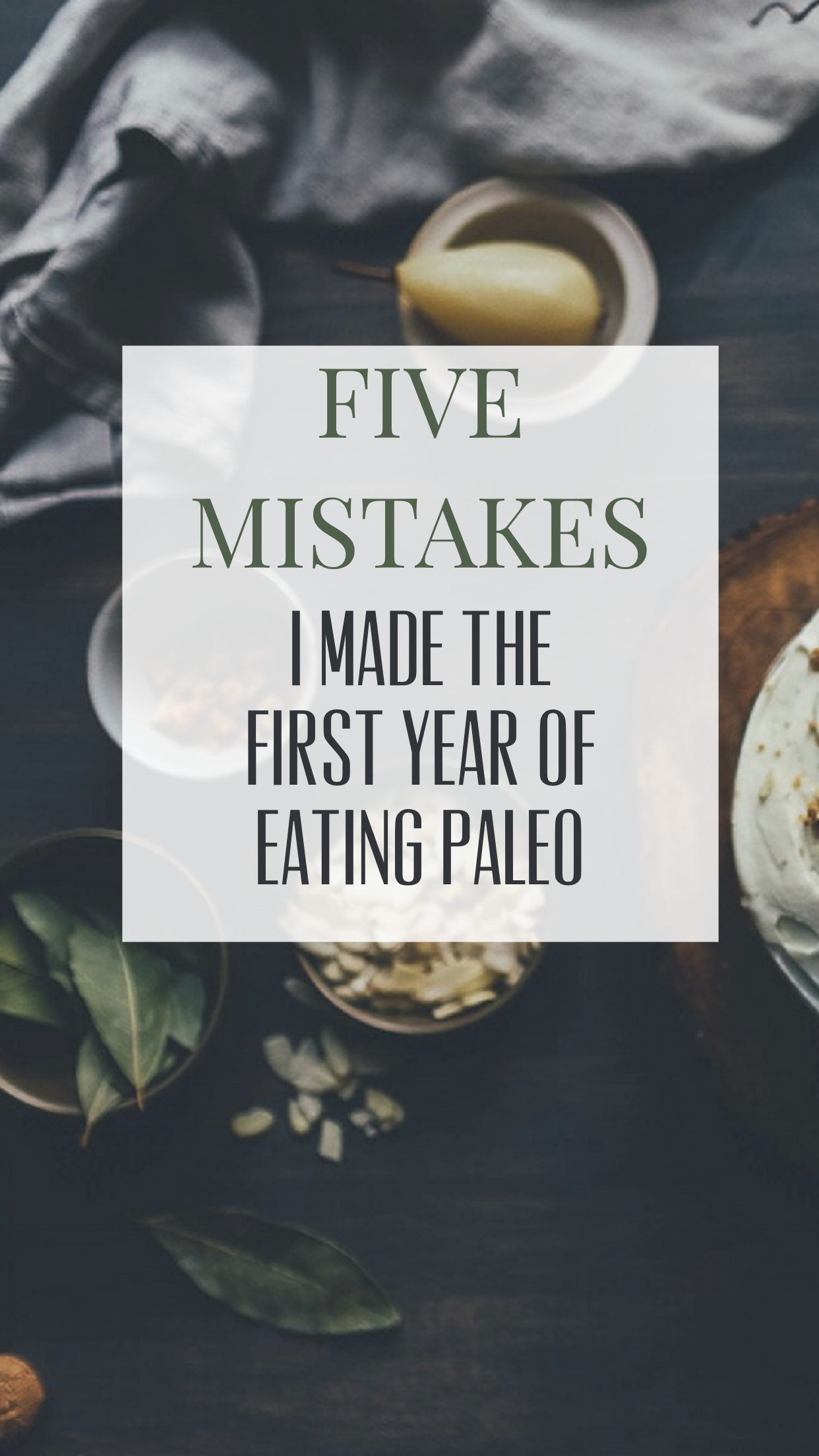 common paleo mistakes