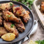 Paleo Lemon Pepper Chicken Wings: Whole30, 5 Ingredients