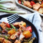Sheet Pan Sweet and Sour Chicken: Whole30, Paleo & Low Carb