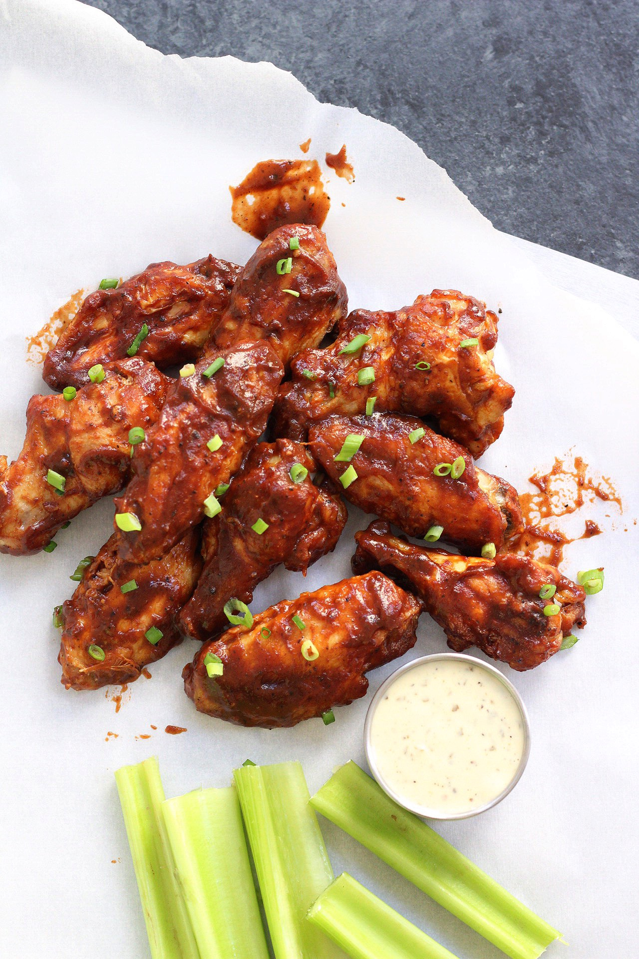 paleo chicken wings