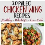 20 Paleo Chicken Wings Recipes: The Best On The Internet
