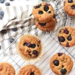 Paleo Blueberry Muffins: Easy & Grain-Free