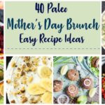 These Paleo Mother's Day recipe ideas will help you create the best Mother's Day brunch menu for that special woman in your life. These Paleo recipes are all easy, and a lot of them are even Whole30 Mother's Day brunch options! You'll find all the Mother's Day recipes you need from breakfast to dessert! #paleomothersday #mothersdayrecipes #whole30mothersday #paleobrunchrecipes